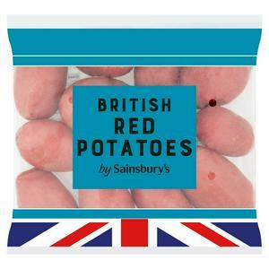 Sainsbury's British Red Potatoes 2kg