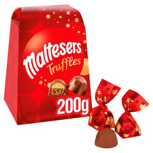 Maltesers Truffles Chocolate Gift Box 200g