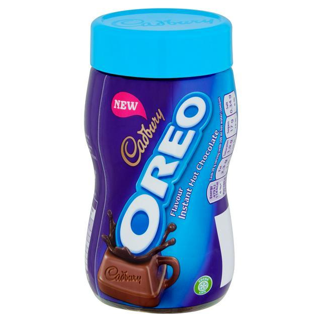 Cadbury Oreo Instant Hot Chocolate 260g | Sainsbury's