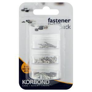 Korbond 3 Tier Assorted Fastener Pack