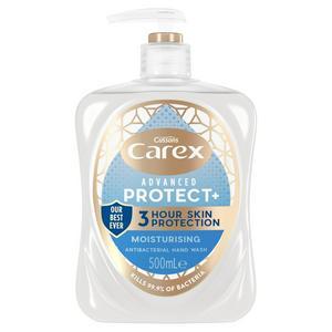 Carex Advanced Protect Moisturising Antibacterial Hand Wash 500ml