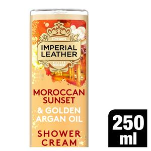 Imperial Leather Moroccan Sunset & Argan Oil Shower Cream 250ml