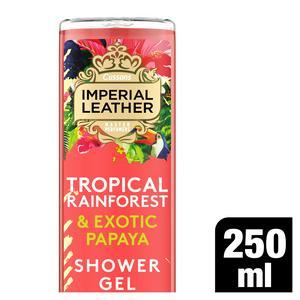Imperial Leather Reviving Tropical Rainforest & Papaya Shower Gel 250ml