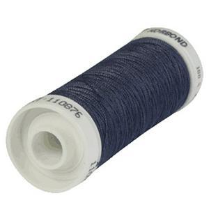 Korbond Navy Blue Polyester Thread 100m