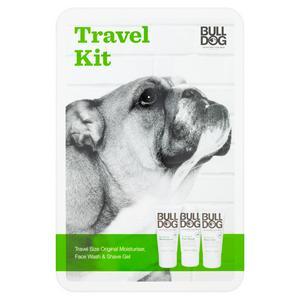Bulldog Skincare for Men Travel Gift Kit