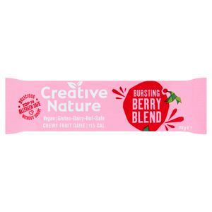 Creative Nature Goji Goodness Raw Super Food Flapjack 38g
