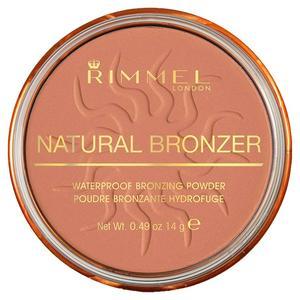 Rimmel London Natural Bronzer 021 Sun Light 14g