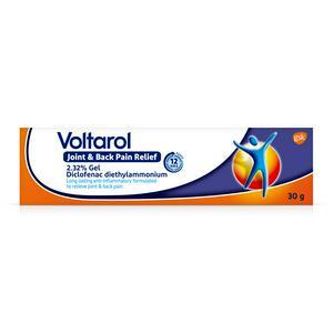 Voltarol Joint Pain Relief 2.32% Gel 30g
