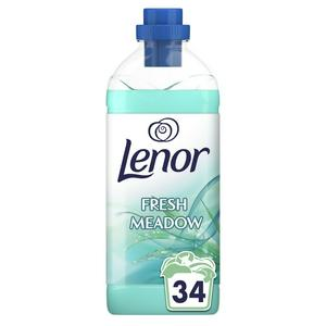 Lenor Fabric Conditioner Fresh Meadow Scent 1.19L (34 Washes)