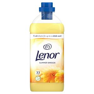Lenor Fabric Conditioner Summer Breeze Scent 1.19L (34 Washes)
