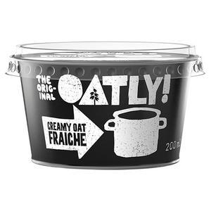 Oatly Creamy Oat Fraiche Chilled 200ml