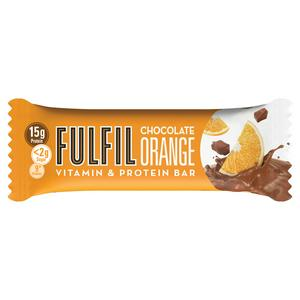 FULFIL Chocolate Orange Vitamin & Protein Bar 40g