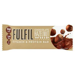 FULFIL Chocolate Hazelnut Whip Vitamin & Protein Bar 40g