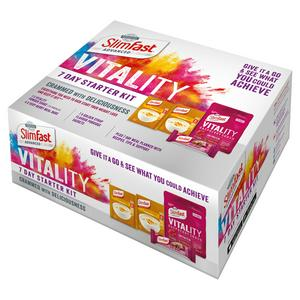SlimFast Advanced Vitality 7 Day Starter Kit