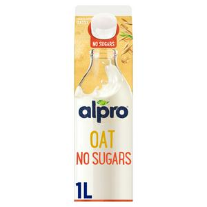 Alpro Oat No Sugars Chilled Drink 1L