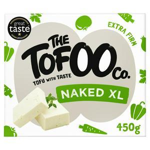 The Tofoo Co. Naked XL Organic Tofu 450g