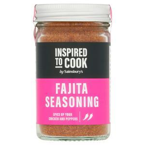 Sainsbury's Fajita Seasoning 48g