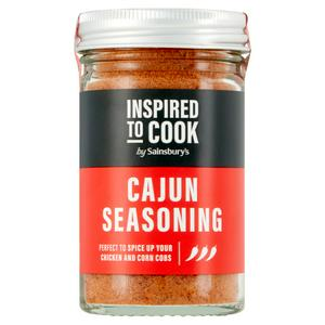 Sainsbury's Cajun Seasoning 50g