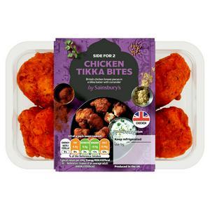 Sainsbury's Chicken Tikka Bites 150g