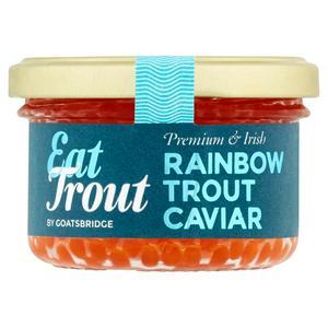 Goatsbridge Eat Trout Rainbow Trout Caviar 85g