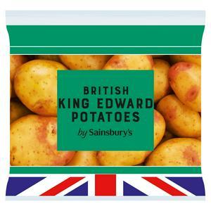 Sainsbury's British King Edward Potatoes 2kg