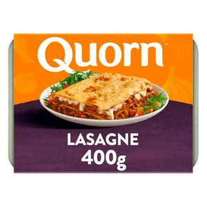 Quorn Vegetarian Lasagne Ready Meal 400g