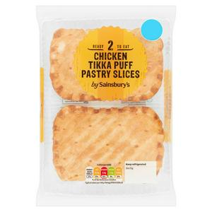 Sainsbury's Chicken Tikka Slice x2 300g