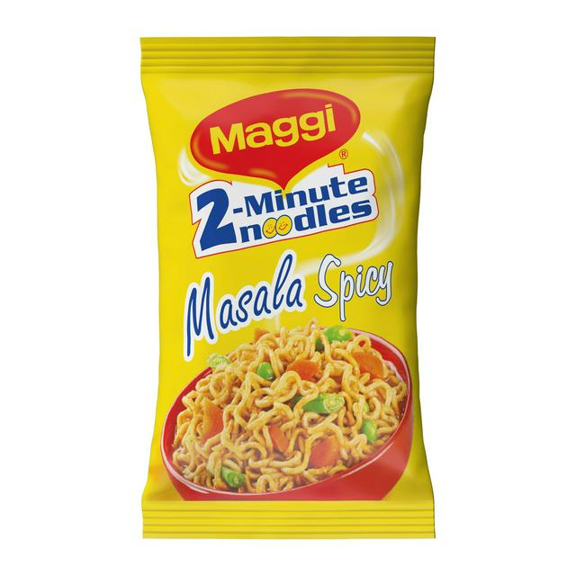 Maggi 2-Minute Noodles Masala Spicy 70g | Sainsbury's