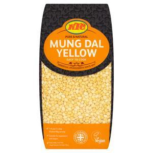 Ktc Mung Dal Yellow 1kg