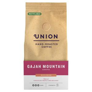 Union Gajah Mountain Coffee Beans 200g