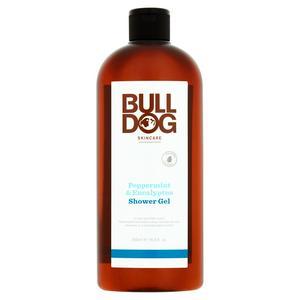 Bulldog Skincare Peppermint & Eucalyptus Shower Gel 500ml