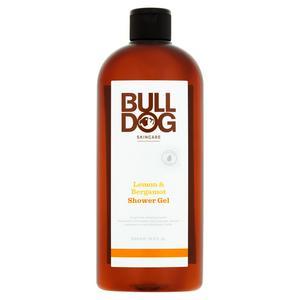 Bulldog Skincare Lemon & Bergamot Shower Gel 500ml