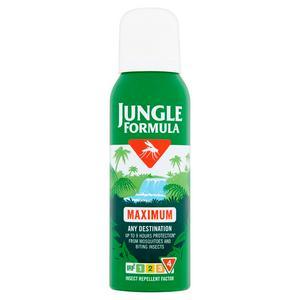 Jungle Formula Maximum Insect Repellent 125ml