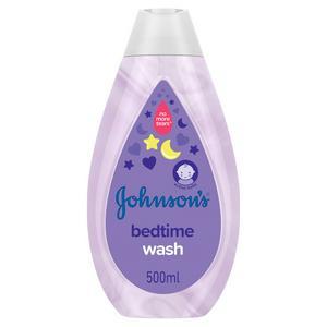 Johnson's Bedtime Wash 500ml