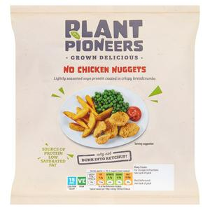 Plant Pioneers Meat Free Chicken Style Nuggets 320g