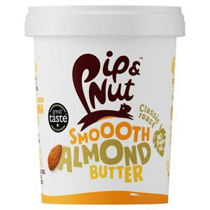 Pip & Nut Smooth Almond Butter 450g