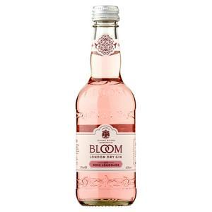 BLOOM Gin & Rose Lemonade 275ml