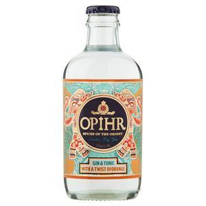 Opihr Gin & Tonic with a Twist of Orange 275ml