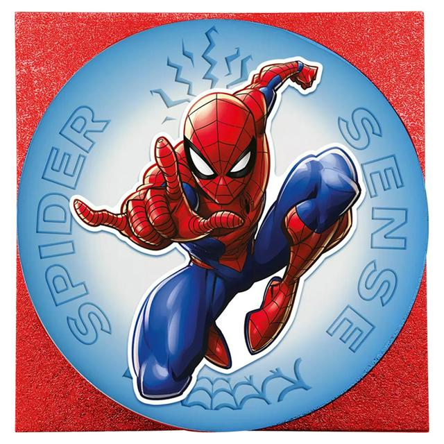 Admirable Spiderman Celebration Cake 753G Sainsburys Personalised Birthday Cards Beptaeletsinfo