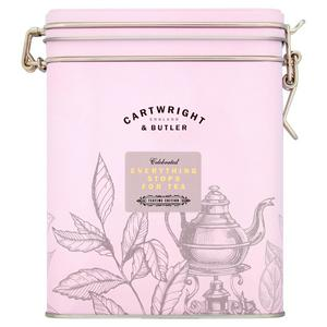 Cartwright & Butler Teatime Edition Celebrated Everything Stops for Tea 290g