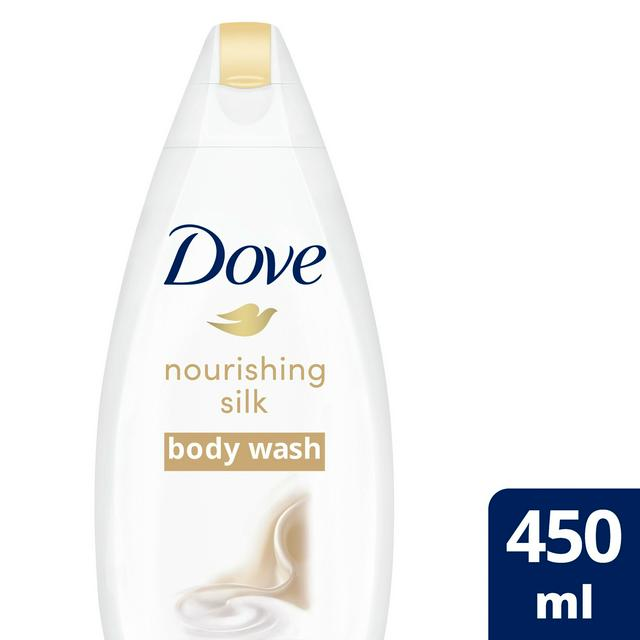 dove shower cream