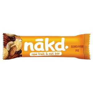 Nakd Banoffee Pie Fruit & Nut Bar 35g