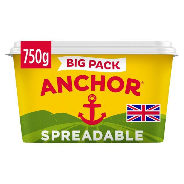 Anchor Westbury Wiltshire Spreadable 750g Sainsbury S