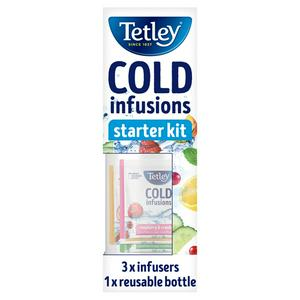 Tetley Cold Brew Starter Kit 100g