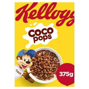 Kellogg's Coco Pops Cereal 375g