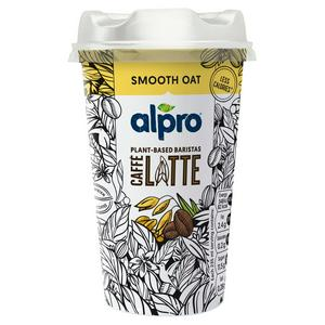 Alpro Caff� Latte Colombian Coffee & Oat Chilled Drink 235ml