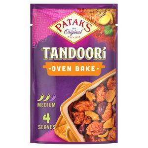 Patak's Tandoori Oven Bake 120g