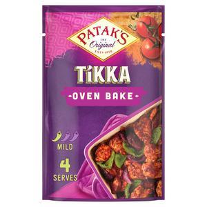 Patak's Tikka Oven Bake 120g