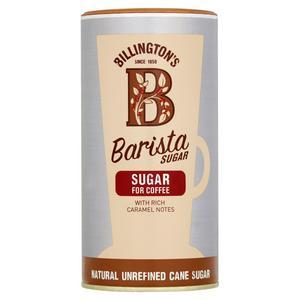 Billington's Barista Sugar for Coffee 400g