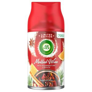 Air Wick Limited Edition Freshmatic Autospray Refill, Mulled Wine